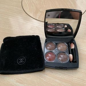 Chanel Eyeshadow- les 4 ombres